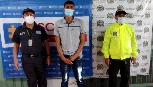 Envían a la cárcel a hombre que intentó asesinar a su expareja en El Espinal