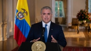 Duque anuncia mesa de diálogo para desactivar el paro nacional en Colombia