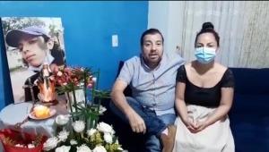 """Padres de Santiago Murillo piden a la Policía que no """"esconda"""" al autor del asesinato de su hijo"""