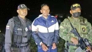 Capturan a alias 'Miller': máximo cabecilla de las disidencias de las FARC