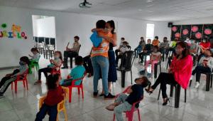 Colegio Europeo rindió emotivo homenaje a Santiago Murillo