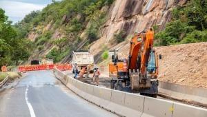 Nuevos cambios en la movilidad por obras de construcción del tercer carril Bogotá-Girardot