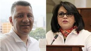 Germán Vargas no le dio aval de manera directa a Rosmery Martínez y la sometió a encuesta con Ricardo Orozco