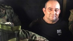 Capturado alias 'Otoniel', uno de los narcotraficantes más buscado del país
