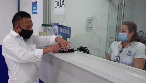 Implementan pagos con tarjeta débito o crédito en el Ibal