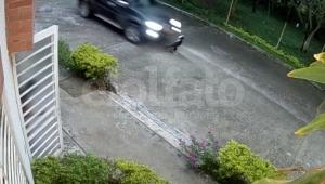 Vehículo que transitaba a alta velocidad, atropelló y mató a una mascota en Ibagué