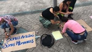 Da tristeza que la Alcaldía de Ibagué no nos preste atención: estudiantes de la EFAC luego de plantón