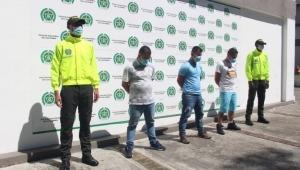 Desarticulada banda dedicada al hurto de residencias y vehículos en Ibagué