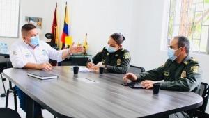 Más de 200 polideportivos contarán con la vigilancia de la Policía Metropolitana de Ibagué