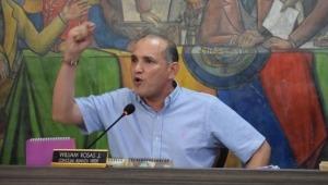 Concejal Rosas pide renuncia del comandante de la Policía Metropolitana de Ibagué