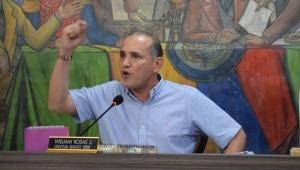 Concejal Rosas le pide a funcionarios de la Alcaldía que reflexionen en Semana Santa y atiendan a la comunidad