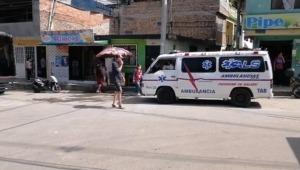 Asesinaron a un hombre en el barrio Ricaurte de Ibagué