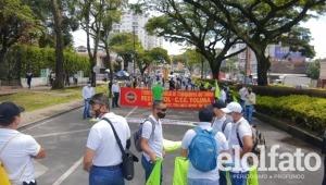 Tribunal Administrativo de Cundinamarca ordena revocar permisos para las marchas en todo el país