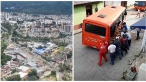 Hurtado destaca la belleza de Ibagué desde el aire, pero, en tierra, le recuerdan el mal estado de las vías