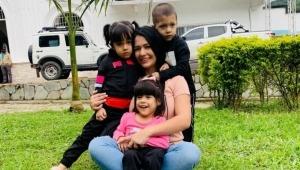 Amor multiplicado por tres: el relato de una ibaguereña madre de trillizos