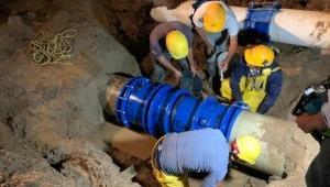 IBAL arregló daño de tubería que dejaba sin agua a más de 200 barrios de Ibagué