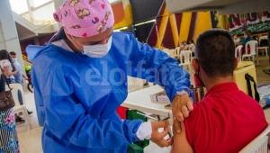 Asista a la jornada de vacunación masiva contra el COVID-19 en el Estadio Murillo Toro