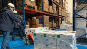 Llegaron al país más de 300.000 dosis de Pfizer contra el COVID-19
