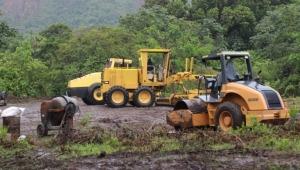 Primera fase de la obra Ibagué - Rovira ha tenido un 70 % de ejecución