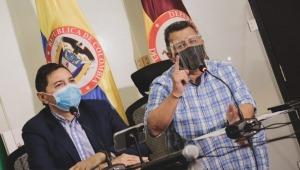 Hurtado y Orozco dicen que no permitirán bloqueos este 20 de julio
