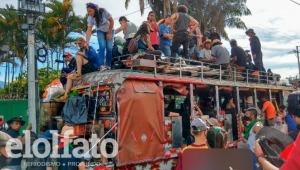 Cerca de 2.500 indígenas llegarán a Ibagué