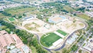 Adjudican interventoría del Complejo de Raquetas del Parque Deportivo