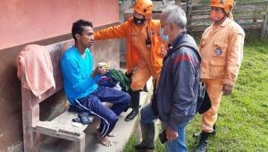 Hombre fue rescatado luego de cuatro días de desaparecido en zona rural de Ibagué