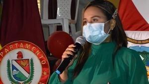 Alcaldesa de Rioblanco, Elisabeth Barbosa