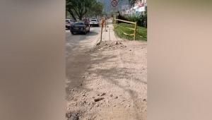 Contratista de obra del Parque Deportivo responde a la comunidad tras denuncia por contaminación