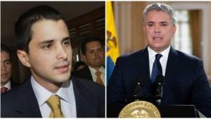 Revuelo por reunión sobre la reforma tributaria entre los hijos de Uribe y el presidente Iván Duque