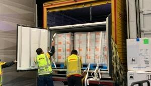 Llegó nuevo lote de 500 mil vacunas de Sinovac a Colombia
