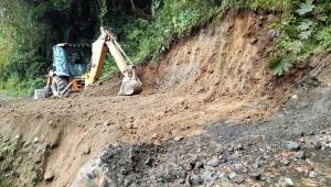 Fuertes lluvias provocaron emergencia en el corregimiento de San Bernardo