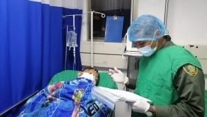 Capturaron en Ibagué a hombre que llevaba cápsulas de bazuco en su intestino