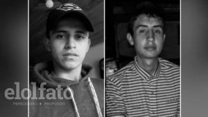 Dos jóvenes de 18 y 22 años fueron asesinados con arma de fuego en Chaparral
