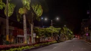 Atención: cambia el toque de queda para este fin de semana en Ibagué