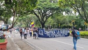 Comité Nacional de Paro anuncia que movilizaciones en todo el país continuarán
