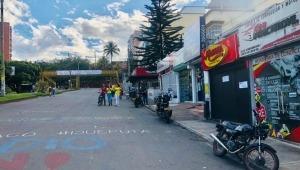 Comerciantes de la calle 60 reportan millonarias pérdidas por los bloqueos