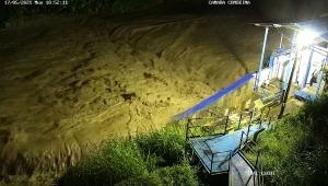 Suspenden captación de agua en el río Combeima por fuertes lluvias
