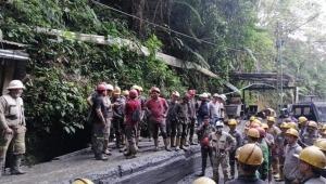 Mineros atrapados en derrumbe en el Líbano ya fueron rescatados
