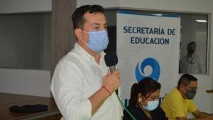 50 colegios oficiales ya se encuentran realizando clases presenciales en Ibagué