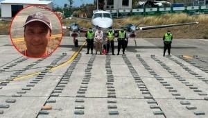 Decomisan droga en la avioneta de un piloto y empresario tolimense