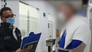 Legalizan captura del policía señalado del asesinato de Santiago Murillo