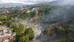 Denuncian invasión en un cerro de la comuna Seis de Ibagué