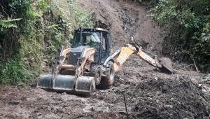 Fuertes lluvias provocaron emergencias en la zona rural de Ibagué