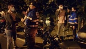 Agentes de tránsito de Ibagué estarían encubriendo a conductor ebrio que provocó choque masivo