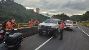 Organismos de socorro corroboraron que no hay víctimas mortales de accidente en La Variante de Ibagué