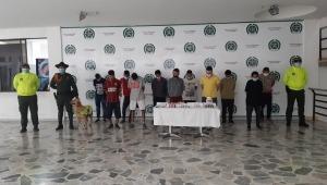 Desarticulada banda que comercializaba drogas en las comunas Ocho y Trece de Ibagué
