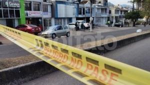 Hombre le disparó a una pareja y luego se propinó un tiro en el barrio Piedra Pintada de Ibagué
