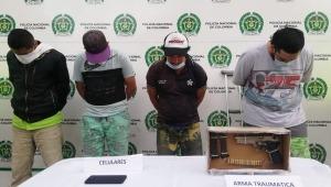 Capturados hombres que habrían cometido actos vandálicos en Cajamarca durante paro nacional