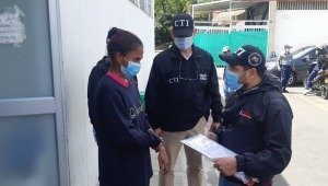 Carolina Galván, madre de Sara Sofía, fue recapturada en Ibagué